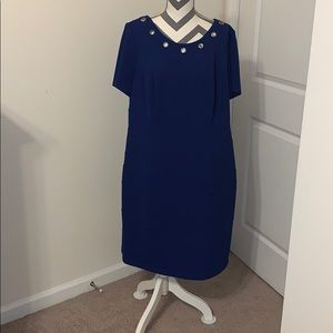 NWT Royal Blue ALYX Career Dress